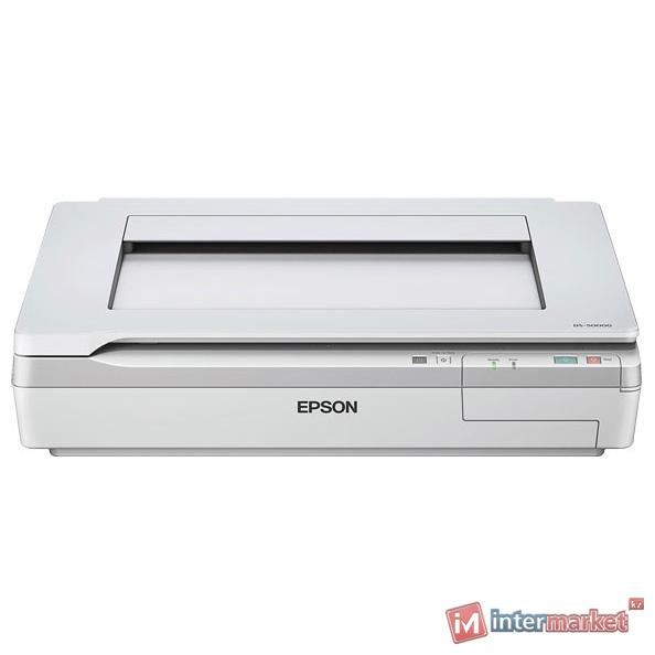 Сканеры Epson WorkForce DS-50000