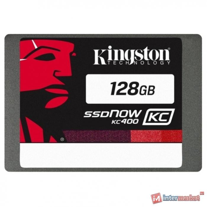 SSD Диск Kingston SKC400S37/128G