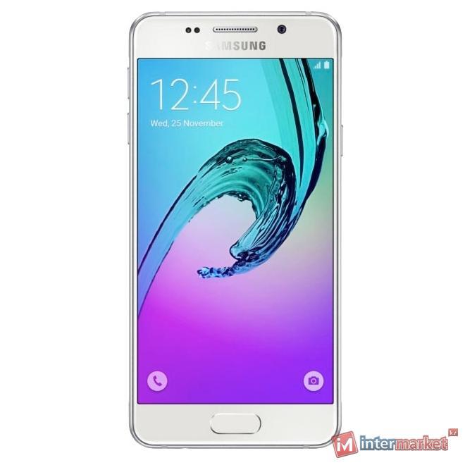 Смартфон Samsung Galaxy A3 (2016) SM-A310FZWDSKZ, White