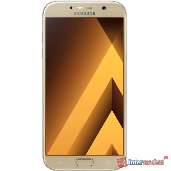 Смартфон Samsung Galaxy A3 (2017) SM-A320F, Gold