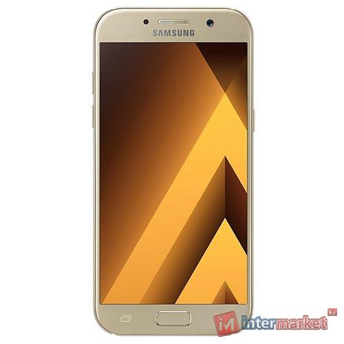 Смартфон Samsung Galaxy A5 (2017) SM-A520F, Gold