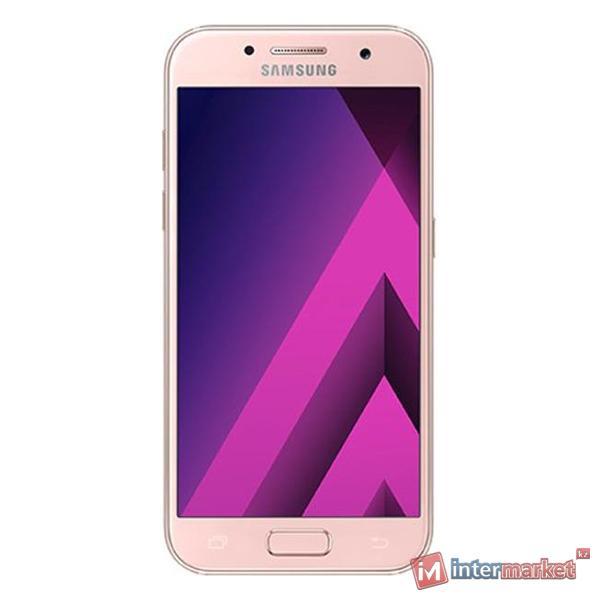 Смартфон Samsung Galaxy A5 (2017) SM-A520F, Peach Cloud