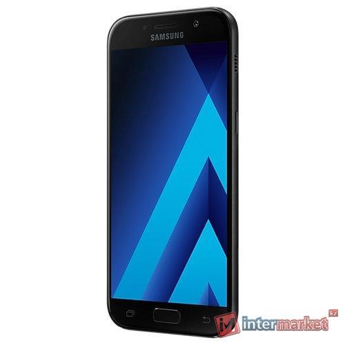 Смартфон Samsung Galaxy A5 (2017) SM-A520F, Black