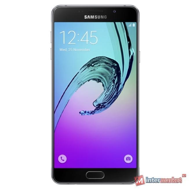 Смартфон Samsung SM-A710FZKDSKZ (Galaxy A7 (2016) LTE), black