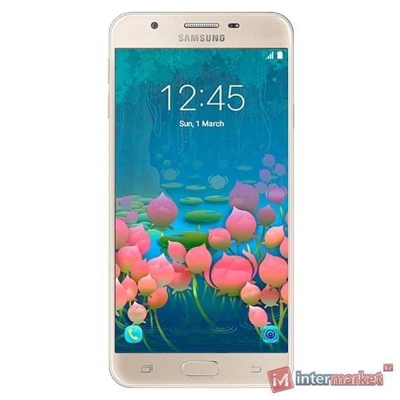 Смартфон Samsung Galaxy J5 Prime SM-G570F, Gold