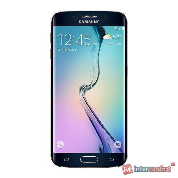 Смартфон Samsung Galaxy S6 Edge 32Gb SM-G925F, Black Sapphire