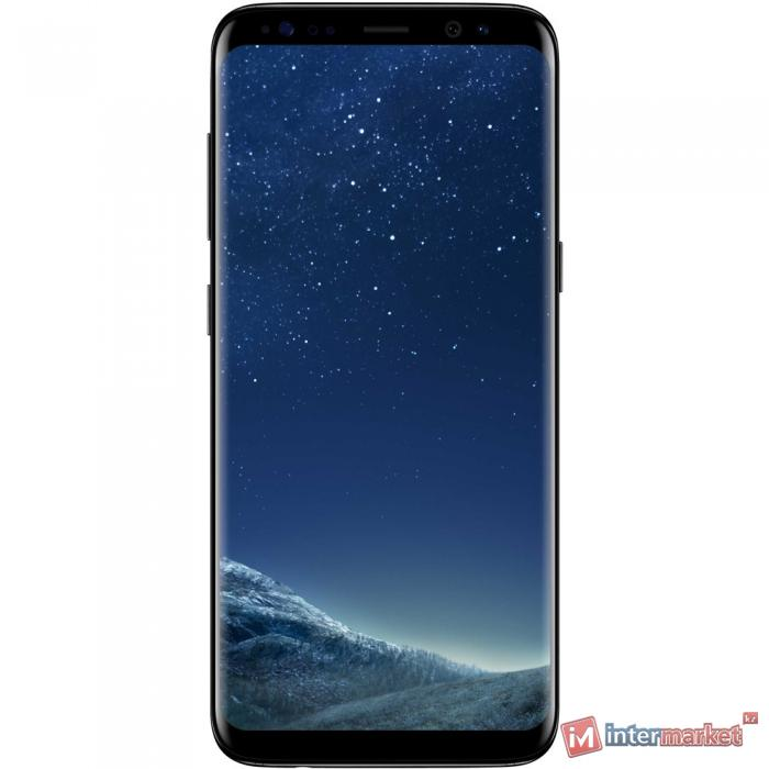 Смартфон Samsung Galaxy S8, Midnight Black