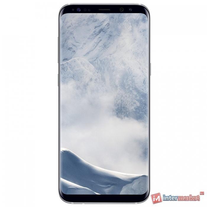 Смартфон Samsung Galaxy S8, Arctic Silver