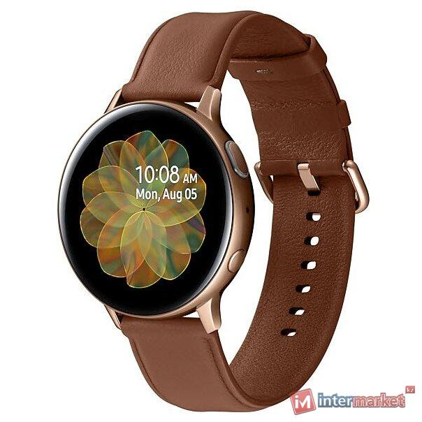 Часы Samsung Galaxy Watch Active2 сталь 44 мм Gold