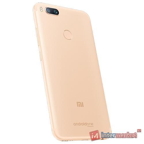 Смартфон Xiaomi Mi A1 32GB, золотой