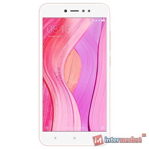 Смартфон Xiaomi Redmi Note 5A Prime 32GB, розовое золото