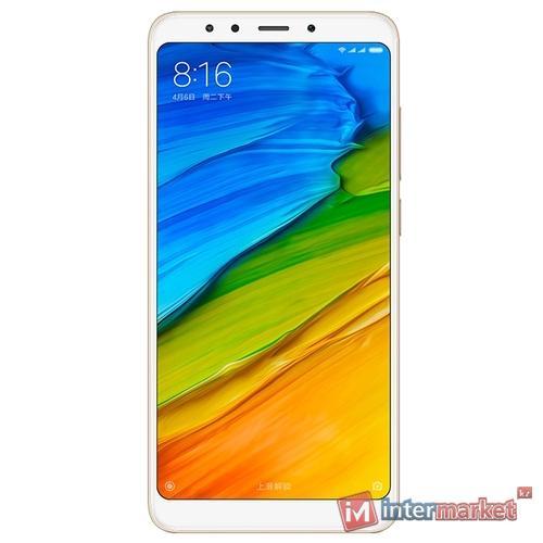Смартфон Xiaomi Redmi 5 2/16GB, Gold