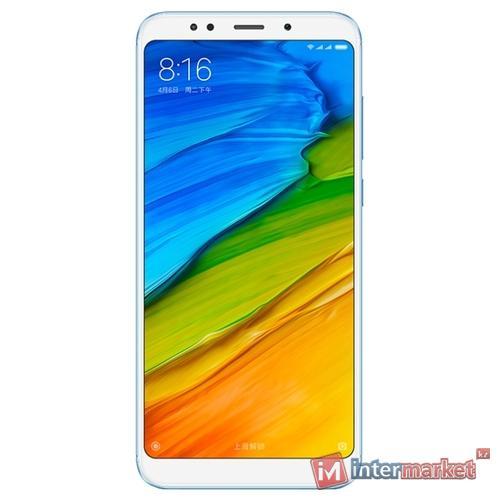 Смартфон Xiaomi Redmi 5 Plus 3/32GB, голубой