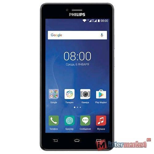Смартфон Philips S326 Gray