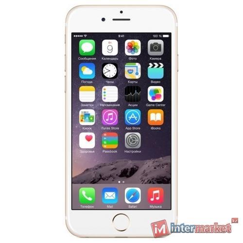 Смартфон Apple iPhone 6 32GB, Gold