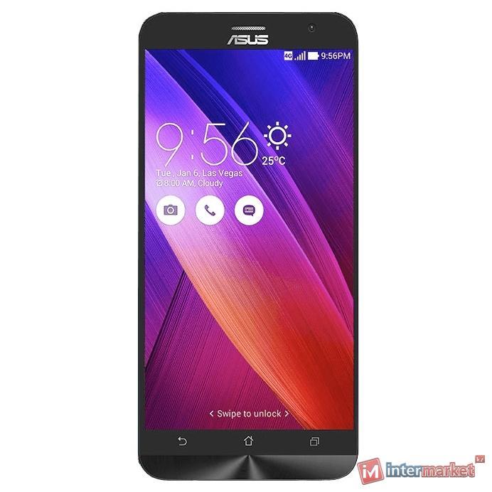 Смартфон Asus Zenfone 2, 32Gb, Silver