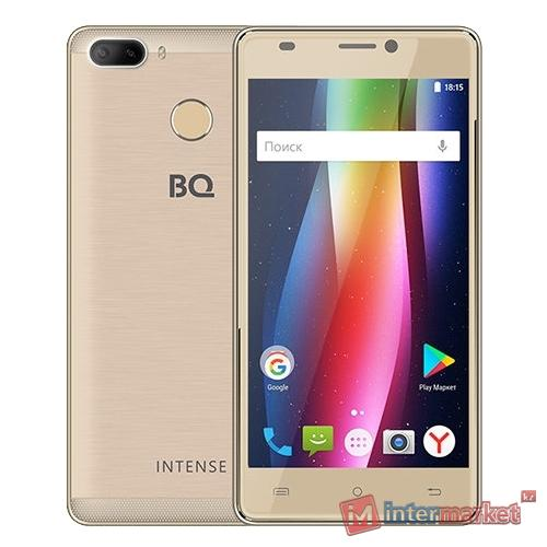 Смартфон BQ BQ-5005L Intense, Gold