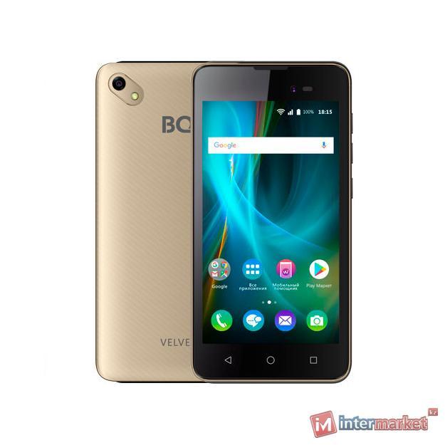 Смартфон BQ BQ-5035 Velvet, Gold