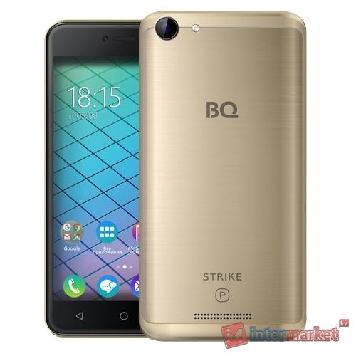 Смартфон BQ BQ-5059 Strike Power, Gold