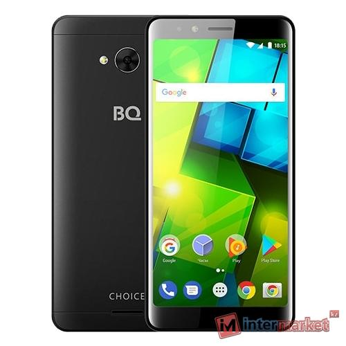 Смартфон BQ BQ-5340 Choice, Black