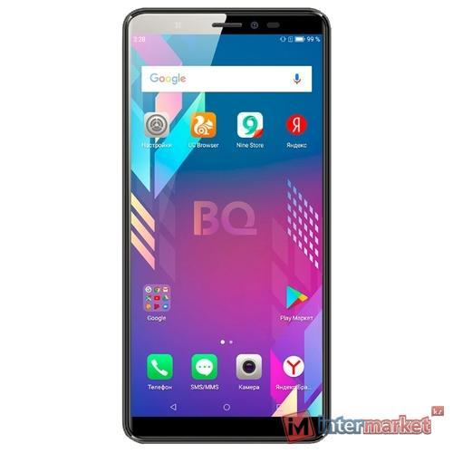 Смартфон BQ BQ-5500L Advance, Black