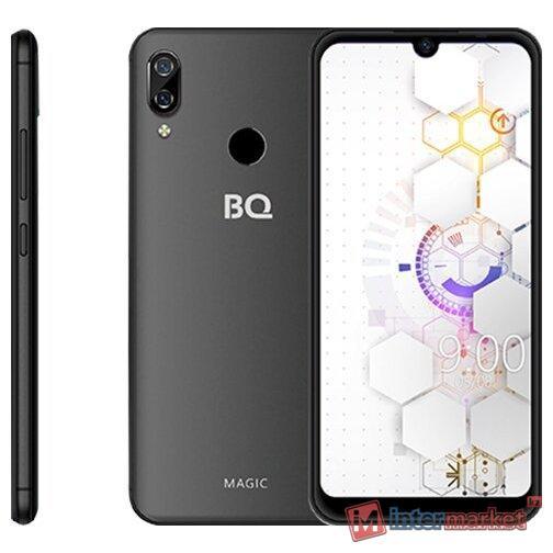 Смартфон BQ-6040L Magic Black
