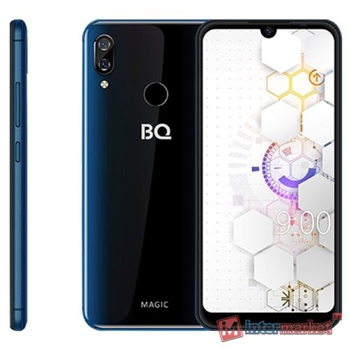 Смартфон BQ-6040L Magic Dark Blue