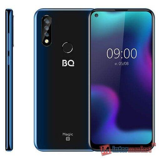 Смартфон BQ-6424L Magic O Темно-Синий