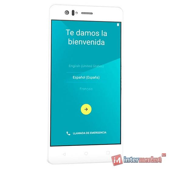 Смартфон BQ Aquaris M5.5, 16Gb, White