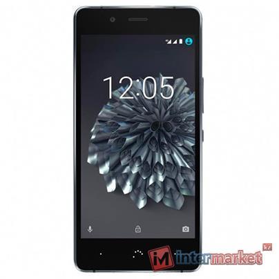 Смартфон bq Aquaris X5 Plus (162) black/anthracite grey (871099)