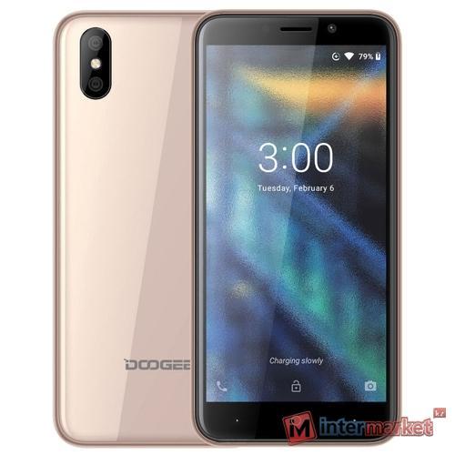 Смартфон DOOGEE X50 L Gold