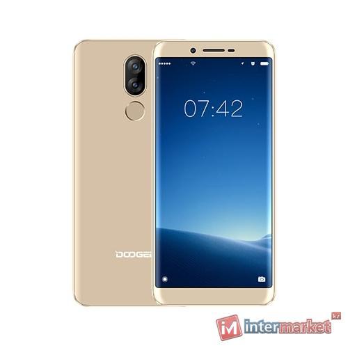 Смартфон DOOGEE X60 L, Gold