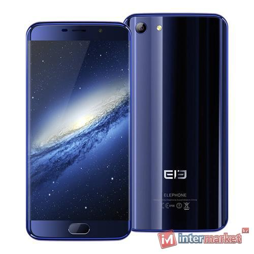 Смартфон Elephone S7 32Gb, Blue