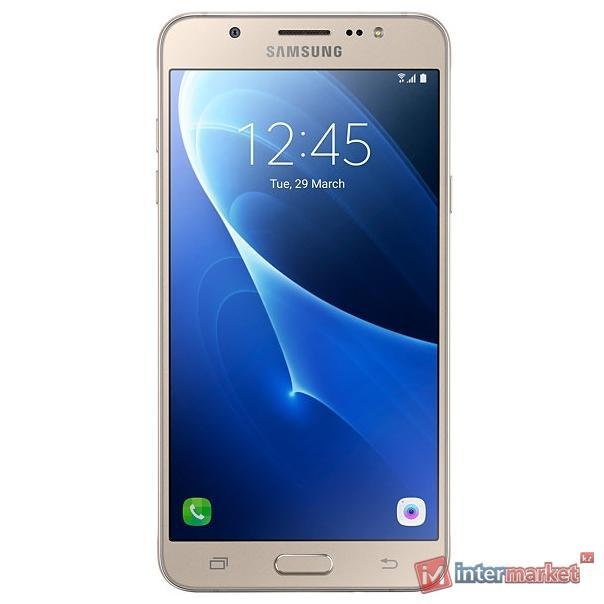 Смартфон Galaxy J7 2016 (SM-J710FZDUSKZ) gold