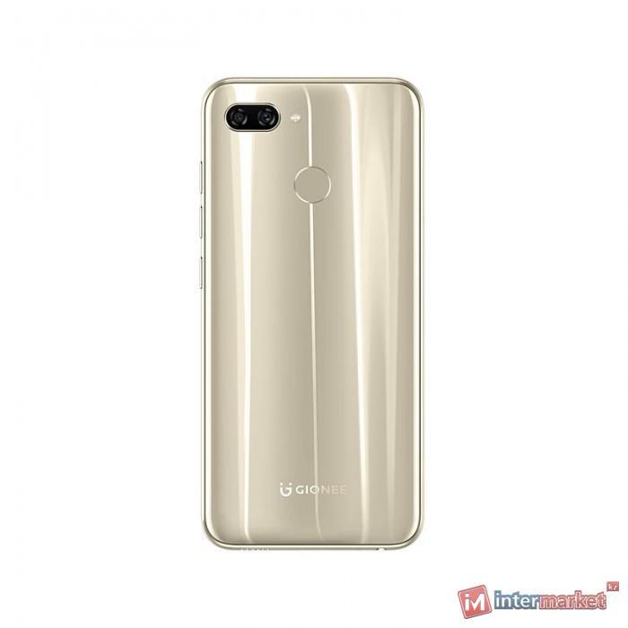 Смартфон Gionee S11 Lite, Gold (119501)