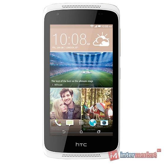 Смартфон HTC Desire 326G Dual SIM, White