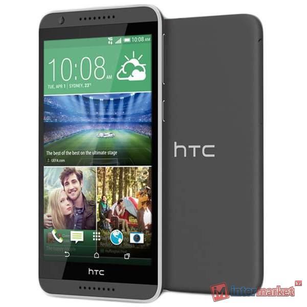 Смартфон HTC Desire 820G Dual Sim (Серый)