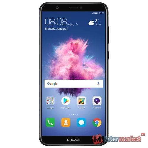 Смартфон Huawei P smart 32GB Dual Sim, black
