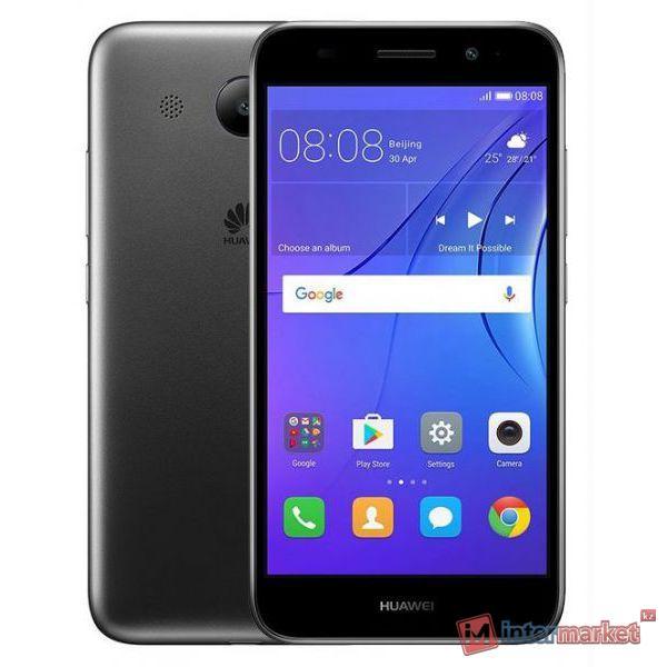 Смартфон Huawei Y3 2017, Gray