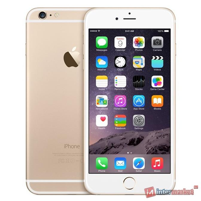 Смартфон Apple iPhone 6S 128Gb, Gold