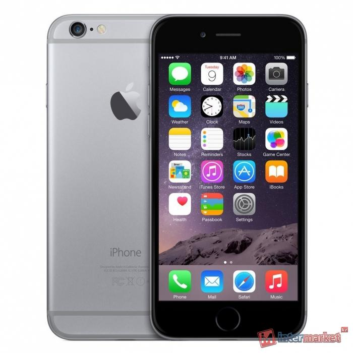 Смартфон Apple iPhone 6S 128Gb, Space gray