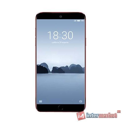 Смартфон Meizu 15 Lite, 64Gb, Red