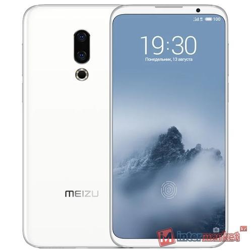 Смартфон Meizu 16th 64GB, White(050359)