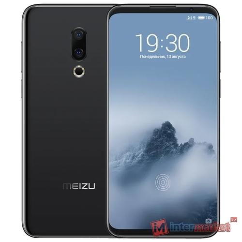 Смартфон Meizu 16th 8/128GB Black