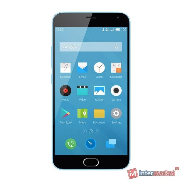 Смартфон Meizu M2 Note 16GB, White