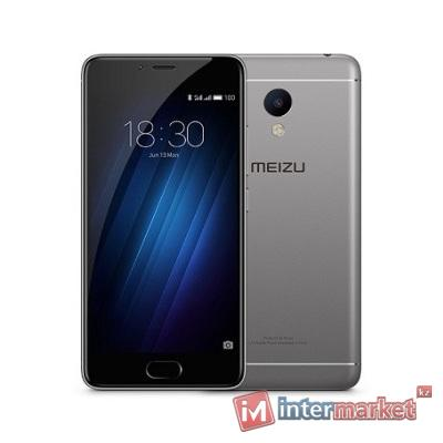 Смартфон Meizu M3s, 16Gb, Gray