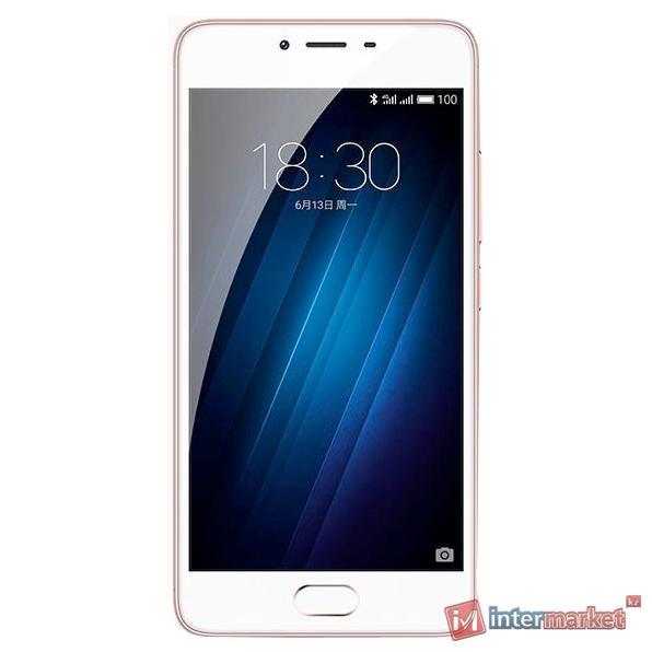 Смартфон Meizu M3s 32Gb, Silver