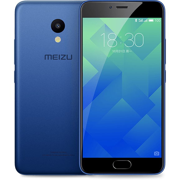 Смартфон Meizu M5 16Gb, Blue