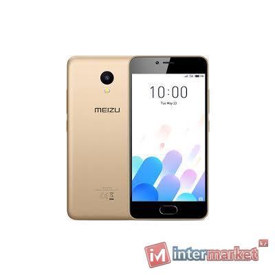 Смартфон Meizu M5c, Gold