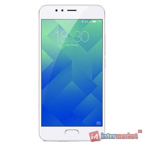 Смартфон Meizu M5s 16GB Silver-White